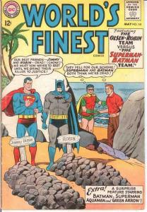 WORLDS FINEST 141 VG   May 1964 COMICS BOOK
