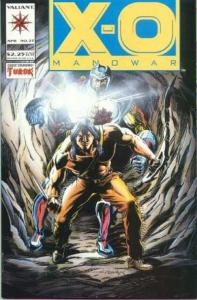 X-O Manowar (1992 series) #27, NM (Stock photo)