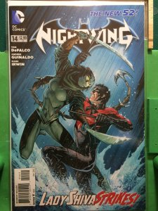 Nightwing #14 The New 52