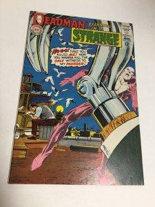 Strange Adventures 210 Fn/Vf Fine/Very Fine 7.0 DC Comics Silver Age