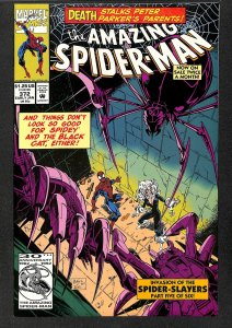 The Amazing Spider-Man #372 (1993)
