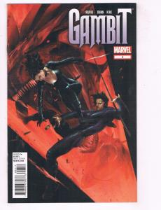 Gambit # 4 NM Marvel Comic Book 1st Print X-Men Wolverine Hot Series J72