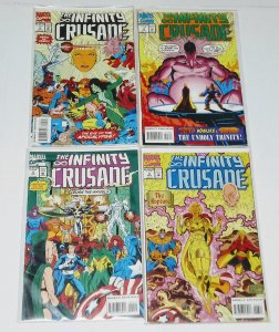 Infinity Crusade Comic Lot of (4) Thanos! see more comic lots in store! CL#051