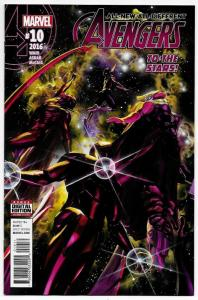 All New All New Different Avengers #10 (Marvel, 2016) NM