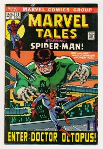 Marvel Tales (1964) #38 FN Doctor Octopus