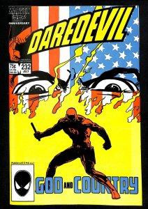 Daredevil #232 (1986)