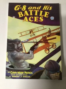 G-8 And His Battle Aces 19 Nm Near Mint Pulp Reprint Adventure House