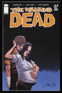 Walking Dead #37 NM/M 9.8
