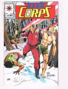 The H.A.R.D. Corps #6 VF Valiant/Acclaim Comics Comic Book 1993 DE6