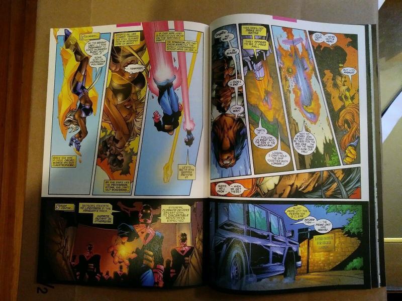 X-MEN #65 Marvel 1997 1st CECILIA REYES NEWSSTAND HTF
