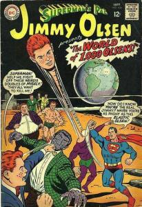 Superman's Pal Jimmy Olsen (1954 series) #105, Fine- (Stock photo)