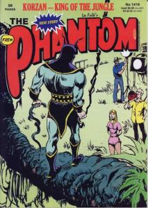 Phantom, The (Frew) #1416 VF/NM; Frew | save on shipping - details inside