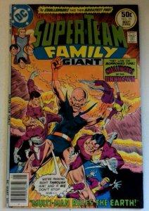 Super-Team Family #10 DC 1977 NM- Bronze Age Comic Book 1st Print