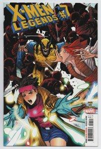 X-Men Legends #7 Main Cvr (Marvel, 2021) NM