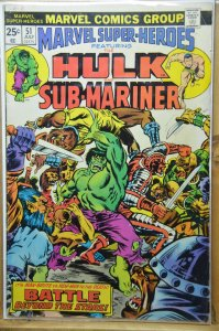 Marvel Super-Heroes #51 (1975)