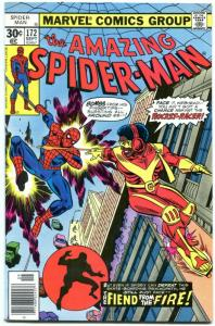 Amazing Spider-Man #172 1977- Rocket-Racer- Marvel comics VF/NM