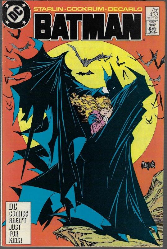 Batman #423 (DC, 1988)