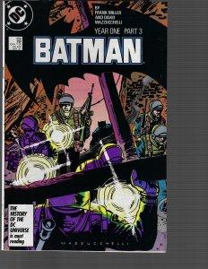 Batman #406 (DC, 1987) NM