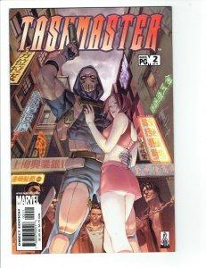 TASKMASTER#2 VF/NM 2002 MARVEL COMICS
