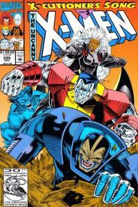 Uncanny X-Men (1981 series) #295, VF+ (Stock photo)