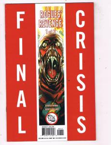 Final Crisis Rogues Revenge #1 VF DC Modern Age Comic Book Morrison 2008 DE48