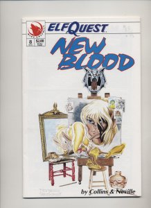 ElfQuest: New Blood #8 (1993)