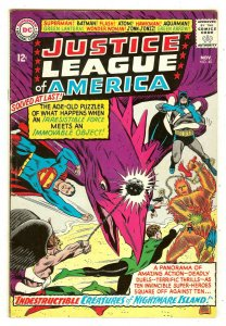 Justice League Of America 40   3rd Silver age Penguin