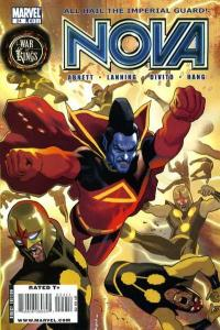 Nova (2007 series) #24, NM (Stock photo)