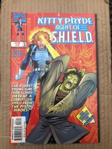 Kitty Pryde, Agent of S.H.I.E.L.D. #3 (1998)
