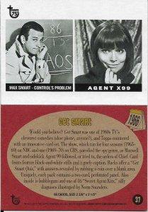 2013 Topps 75th Anniversary #37 Get Smart > 1966