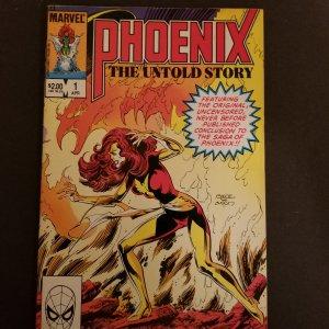 Phoenix #1-1984-Origin issue-The Untold Story