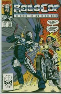 Robocop (1990 series) #10, NM (Stock photo)