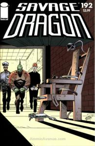 Savage Dragon, The #192 FN; Image | save on shipping - details inside
