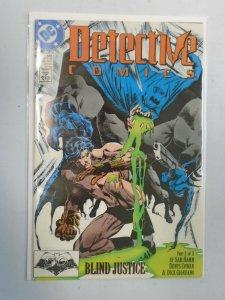 Detective Comics #599 8.0 VF (1989)