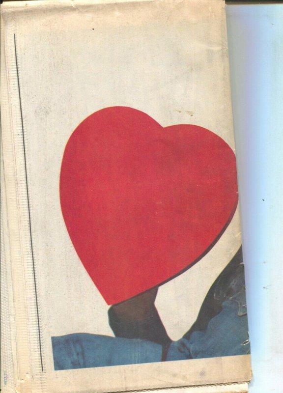 Andy Warhol's Interview 2/1974-Jacqueline Bissett-Mackenzie Phillips-Jamie Wy...