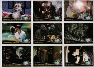 Farscape Series 2 Trading Cards