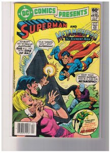 DC Comics Presents # 40 Very Good   5.5