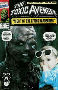 Toxic Avenger #3 FN; Marvel | save on shipping - details inside