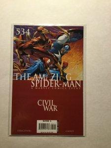Amazing Spider-Man 534 Near Mint Nm Marvel