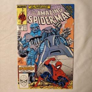 Amazing Spider-Man 329 Near Mint- Cover by Al Gordon