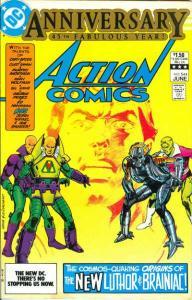 Action Comics (1938 series) #544, NM- (Stock photo)