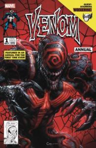 VENOM ANNUAL #1 SCORPION COMIC'S VARIANT