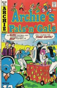 Archie's Pals 'N' Gals #102, VG (Stock photo)