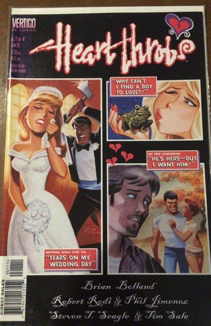 Heartthrobs #1 (1999)
