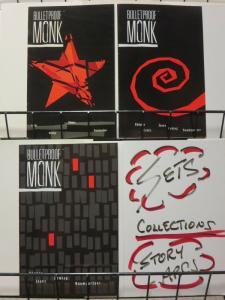BULLETPROOF MONK (1998 IM) 1-3  the complete series