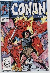 Conan The Barbarian #205