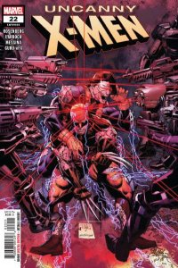 Uncanny X-Men (2019 series) #22, NM + (Stock photo)