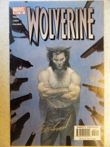 Wolverine #182 SIGNED CHEN ON COVER (2002)