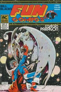 Fun Comics (Bill Black's…) #4 FN; AC | save on shipping - details inside