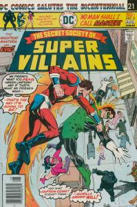 Secret Society of Super-Villains #2 FN; DC | save on shipping - details inside